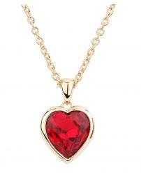 Traveller Heart Pendant...