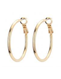 Osira Hoop Earrings - 22ct...