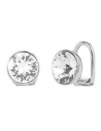 Traveller clip earring -...