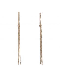 Grossé Drop earrings with...