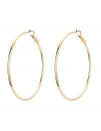 Osira Hoop Earrings - 65mm...
